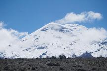 Volcan Chimborazo, Guaranda, Ecuador