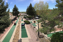 Gold Mine Mini Golf, Colorado Springs, United States