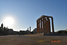 Temple of Olympian Zeus, Athens, Greece