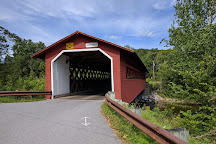 Burt Henry Covered Bridge, Bennington, United States