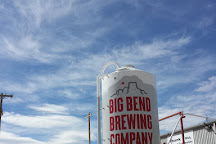 Big Bend Brewing Company, Alpine, United States