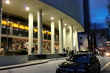 The Symphony Hall, Osaka, Japan