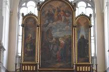 Farsky kostol navstivenia Panny Marie, Nitra, Slovakia