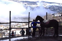 Riding Andalucia, Bubion, Spain
