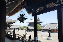 Higashi Hongan-ji Temple, Kyoto, Japan