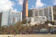 Repulse Bay Beach, Hong Kong, China
