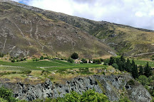 Chard Farm Winery, Queenstown, New Zealand
