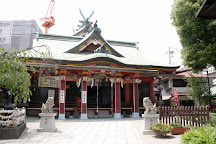 Amagasaki Ebisu Shrine, Amagasaki, Japan