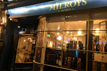 Milroy's of Soho, London, United Kingdom