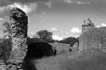 Dolforwyn Castle, Montgomery, United Kingdom