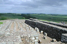 Housesteads Roman Fort - Hadrian's Wall, Haydon Bridge, United Kingdom