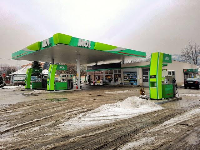 MOL Benzinkút