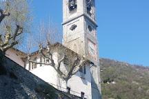 Santuario Madonna del Soccorso, Ossuccio, Italy