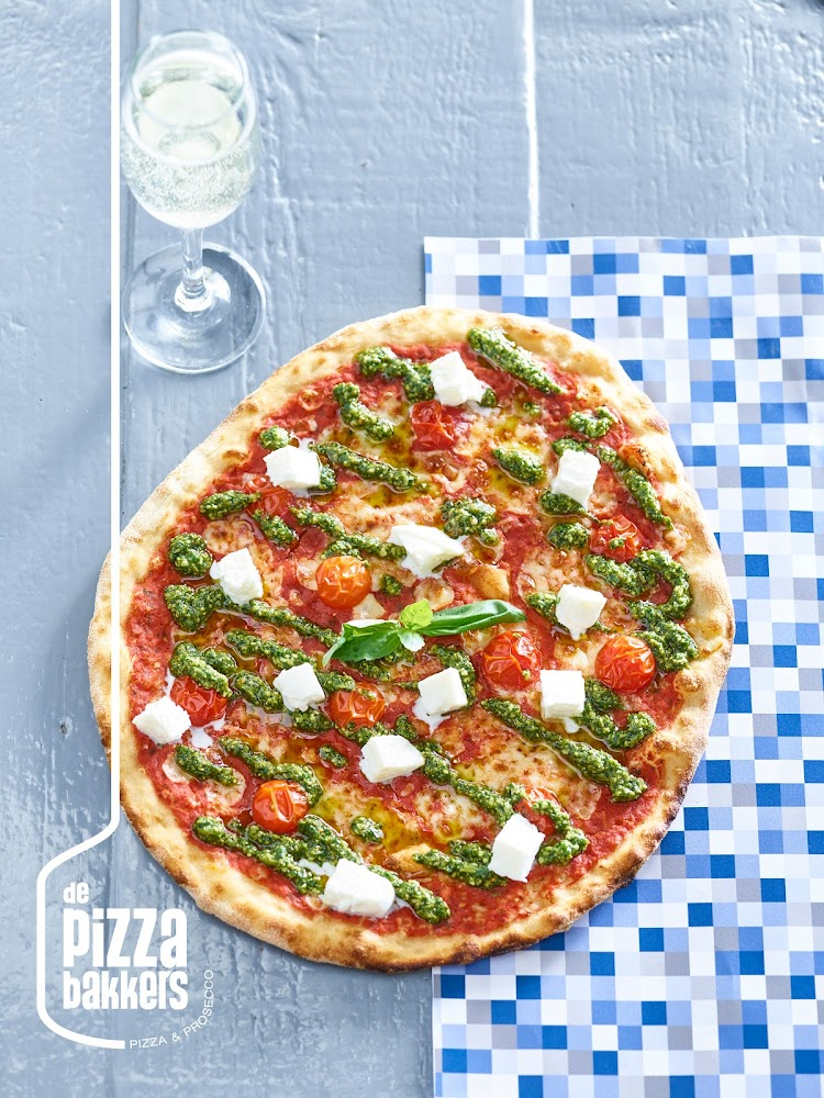 De Pizzabakkers Willemsparkweg Amsterdam