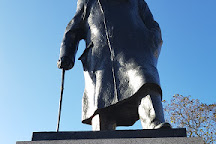 Winston Churchill Statue, London, United Kingdom