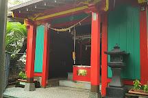Arahira Tenzin Shrine, Kanoya, Japan