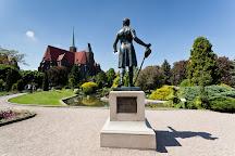 Botanical Garden of the University of Wrocław, Wroclaw, Poland