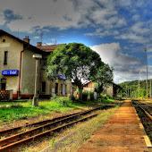 Железнодорожная станция  станции  Mladá Boleslav