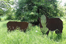 Showborough House Sculpture Garden