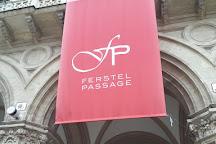 Freyung Passage, Vienna, Austria