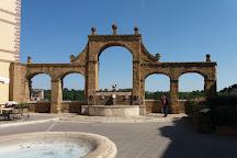Fontana delle Sette Cannelle, Pitigliano, Italy