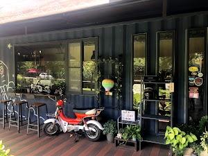 Ciao cafe 橋前駅 咖啡館