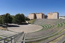 Parque Lineal Del Manzanares, Madrid, Spain