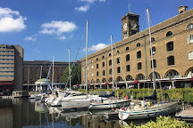 St. Katharine Docks, London, United Kingdom