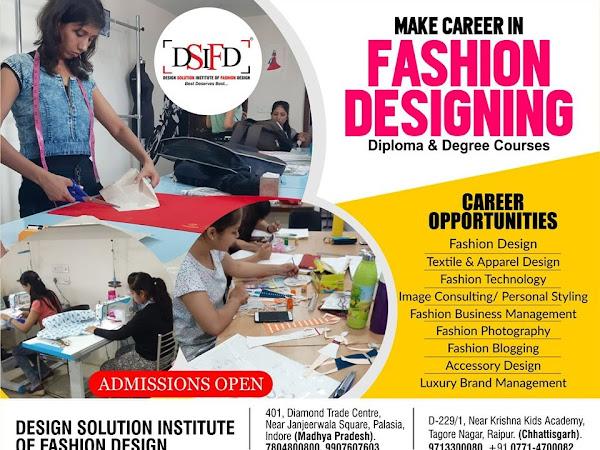 Fashion Designing Interior Designing College Indore