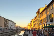 I Navigli, Milan, Italy