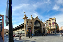 Mercado Central, Zaragoza, Spain