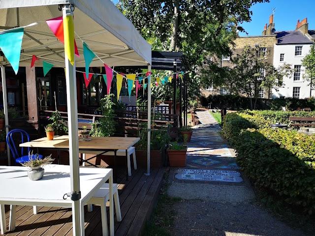 Calthorpe Garden Cafe