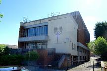 Giffnock Synagogue, Glasgow, United Kingdom