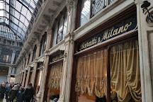 Galleria San Federico, Turin, Italy