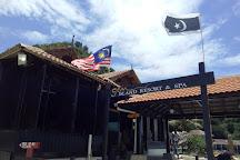Gemia Island, Marang, Malaysia