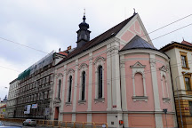 Church of the Sacred Heart of Jesus, Ceske Budejovice, Czech Republic
