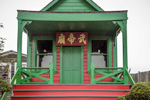 Temple of Kwan Tai, Mendocino, United States