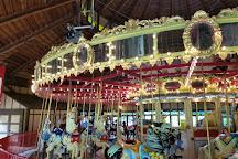 Bushnell Park Carousel, Hartford, United States