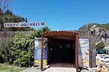 Corfu Aquarium, Paleokastritsa, Greece