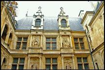 Hotel D'Escoville, Caen, France