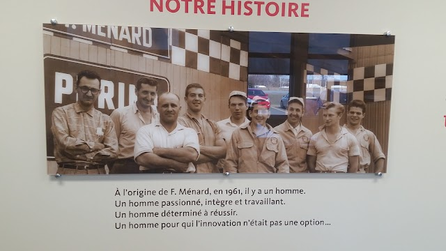 F. Ménard
