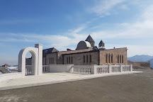 Gandzasar Monastery, Aghdara, Azerbaijan
