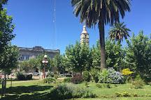 Plaza Constitucion, Fray Bentos, Uruguay
