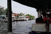 Phra Pin-klao Bridge, Bangkok, Thailand