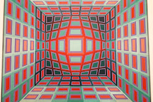 Victor Vasarely Museum, Budapest, Hungary