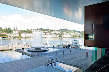 KKL Luzern - Lucerne Culture and Convention Centre, Lucerne, Switzerland