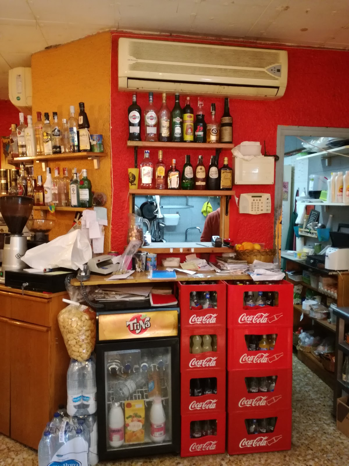 Bar la tinaja