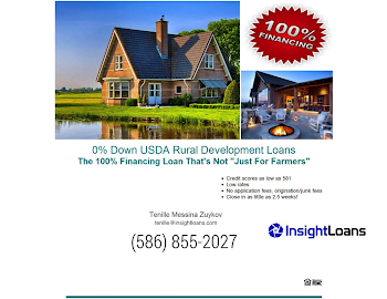 Tenille Messina Zuykov - Insight Loans Michigan & Florida Mortgage Broker Payday Loans Picture