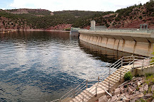 Flaming Gorge Dam Visitor Center, Dutch John, United States