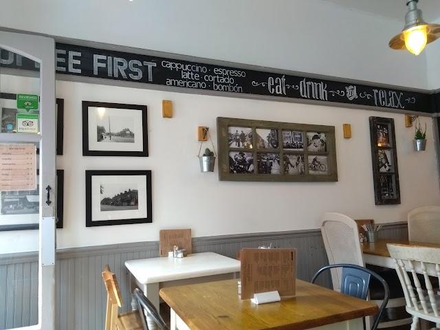 Junipers Coffee Shop